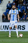 CD Leganes's Dimitrios Siovas during La Liga match between CD Leganes and Levante UD at Butarque Stadium in Leganes, Spain. March 04, 2019. (ALTERPHOTOS/A. Perez Meca)
