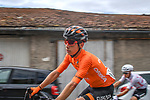 The breakaway featuring Ibai Azurmendi (ESP) Euskaltel-Euskadi during Stage 2 of the Route d'Occitanie 2020, running 174.5km from Carcassone to Cap Découverte, France. 2nd August 2020. <br /> Picture: Colin Flockton | Cyclefile<br /> <br /> All photos usage must carry mandatory copyright credit (© Cyclefile | Colin Flockton)