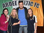Ardee Celtic Underage Awards Presentations 2014