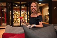 Europe/Suisse/Saanenland/Gstaad: Grand Hôtel Park - La propriétaire Dona  Bertarelli Späth [Non destiné à un usage publicitaire - Not intended for an advertising use]