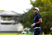 Josh Geary. Day one of the Brian Green Property Group NZ Super 6s Manawatu at Manawatu Golf Club in Palmerston North, New Zealand on Thursday, 25 February 2021. Photo: Dave Lintott / lintottphoto.co.nz