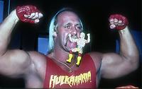 Hulk Hogan, 1986, Photo By John Barrett/PHOTOlink