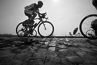 111th Paris-Roubaix 2013..Kristijan Koren (SLO).