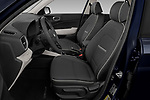 Front seat view of 2020 Hyundai Venue Denim 5 Door SUV Front Seat  car photos