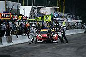 #89 HART Honda Civic TCR, TCR: Chad Gilsinger, Ryan Eversley Pit Stop