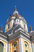 The Katarina Kyrka Catherine Church on Sodermalm. Stockholm. Sweden, Europe.