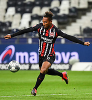 Jonathan de Guzman (Eintracht Frankfurt)<br />  - 26.05.2020 Fussball 1.Bundesliga Spieltag 28, Eintracht Frankfurt  - SC Freiburg emspor, <br /> <br /> Foto: Jan Huebner/Pool/ Via Marc Schueler/Sportpics.de<br /> (DFL/DFB REGULATIONS PROHIBIT ANY USE OF PHOTOGRAPHS as IMAGE SEQUENCES and/or QUASI-VIDEO), Editorial use only. National and International News Agencies OUT