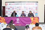 United Arab Emirates vs Jordan during the AFC U23 Championship 2016 Group D match on January 17, 2016 at the Suhaim Bin Hamad Stadium in Doha, Qatar. Photo by Karim Jaafar / Lagardère Sports