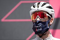 "Vincenzo Nibali (ITA/Trek-Segafredo)<br /> <br /> 104th Giro d'Italia 2021 (2.UWT)<br /> Stage 11 from Perugia to Montalcino (162km)<br /> ""the Strade Bianche stage""<br /> <br /> ©kramone"