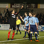 Bilel Mohsni celebrates his goal