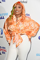 Steflon Don<br /> poses on the media line before performing at the Summertime Ball 2019 at Wembley Arena, London<br /> <br /> ©Ash Knotek  D3506  08/06/2019
