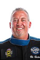 Feb 8, 2017; Pomona, CA, USA; NHRA pro stock driver Bo Butner poses for a portrait during media day at Auto Club Raceway at Pomona. Mandatory Credit: Mark J. Rebilas-USA TODAY Sports