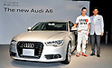 Audi Launches New A6 in Japan