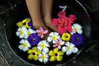 FOOT TREATMENT MANDARA SPA,PALAU MICRONESIA