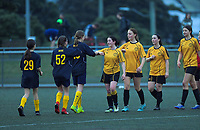 200819 Wellington Girls Football - WEGC v Wellington Girls' College