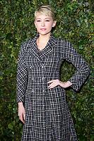 Hayley Bennett<br /> arriving for the 2018 Charles Finch & CHANEL Pre-Bafta party, Mark's Club Mayfair, London<br /> <br /> <br /> ©Ash Knotek  D3380  17/02/2018
