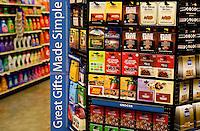 Portfolio sample: retail merchandising