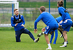 St Johnstone Training 18.09.20