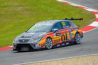 Race of Germany Nürburgring Nordschleife 2016  ETCC 2016 #122 Krenek Motorsport SEAT León Petr Fulín (CZE) Testing © 2016 Musson/PSP. All Rights Reserved.