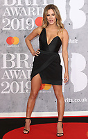 The BRIT Awards 2019 at The O2, Peninsula Square, London on February 20th 2019<br /> <br /> Photo by Keith Mayhew