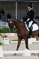 AUS-PEter Atkins (HENRY JOTA HAMPTON) 2012 GER-HSBC Luhmuhlen International Horse Trial - CCI****-Dressage Friday