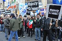 Patriotes du Quebec, 10 nov 2011<br /> <br /> <br /> PHOTO : Agence Quebec Presse