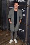 "Ricard Sales attends to the presentation of the Springfiled Fashion Film of Christmas ""Keep in Touch"" at Luchana Theater in Madrid, November 17, 2015.<br /> (ALTERPHOTOS/BorjaB.Hojas)"