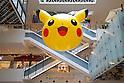 1000 Pikachu Outbreak at Yokohama Minatomirai