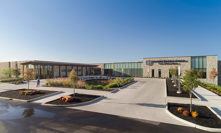 Fairfield Medical Center<br /> River Valley Campus | Design Group