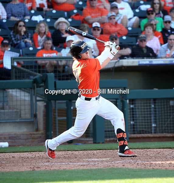Andy Armstrong - 2020 Oregon State Beavers (Bill Mitchell)