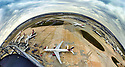 05/06/18<br /> <br /> **Undated File Photo - composite panorama showing general view of Heathrow Airport runways from from the control tower**<br /> <br /> Controversial plans for a third runway at Heathrow Airport are set to be approved by ministers later after years of argument and delay.<br /> <br /> <br /> <br /> All Rights Reserved - F Stop Press +44 (0) 1335 300098