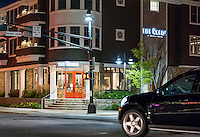 The Reeds at Shelter Haven, contemporary luxury boutique hotel, Stone Harbor, New Jersey, USA