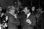 ALBERTO SORDI <br /> VILLA TAVERNA  ROMA 1973