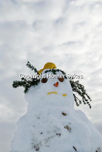 Snowman Surrey UK