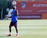 Atletico de Madrid's Thomas Lemar during training session. July 26,2021.(ALTERPHOTOS/Atletico de Madrid/Pool)