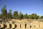 Ramat Rachel Archaeological park