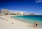 Spanien, Balearen, Ibiza (Eivissa), Santa Eulària d'Es Riu: Urlaubsort an der Ostkueste | Spain, Balearic Islands, Ibiza (Eivissa), Santa Eulària d'Es Riu: resort at east coast