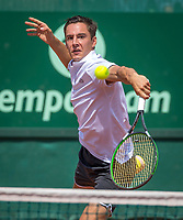 The Hague, Netherlands, 17 July, 2017, Tennis,  The Hague Open, Joran Vliegen (BEL)<br /> Photo: Henk Koster/tennisimages.com