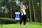 Joey Poh of Singapore tees off during the 2011 Faldo Series Asia Grand Final on the Faldo Course at Mission Hills Golf Club in Shenzhen, China. Photo by Raf Sanchez / Faldo Series