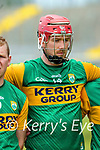 Fionan O'Sullivan, Kerry before the National hurling league between Kerry v Down at Austin Stack Park, Tralee on Sunday.