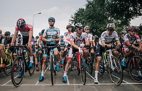 the first front line of the new cyclocross season <br /> <br /> CX Brico Cross Eeklo 2017 (BEL)