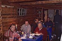 Europe/Norvège/Iles Lofoten/Svolvaer: Restaurant Spinoya Borsen Rorbuer