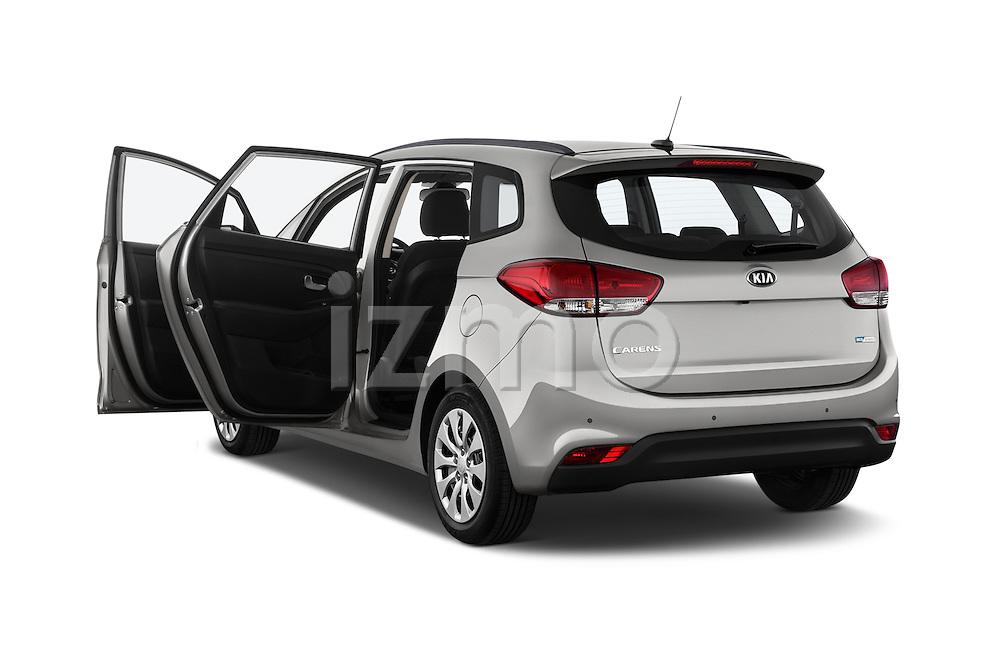Car images of a 2014 KIA CARENS Lounge 5 Door Mini MPV 2WD Doors