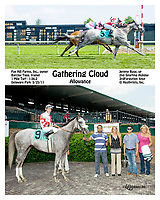 Gathering Cloud winning at Delaware Park on 5/25/11