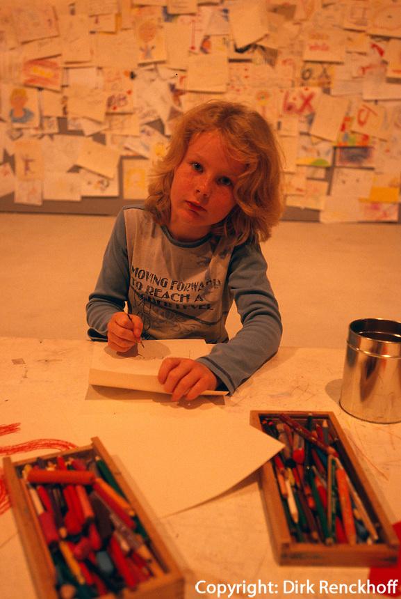 Daenemark, Museum für Kunst in Arken bei Kopenhagen