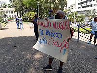 17/09/2020 - PROTESTO DE MORADORES DO MANDELA