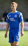 St Johnstone FC.... Season 2010-11.Liam Caddis.Picture by Graeme Hart..Copyright Perthshire Picture Agency.Tel: 01738 623350  Mobile: 07990 594431