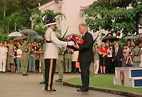 Hong Kong Handover 1 July 1997