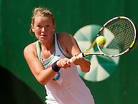 15-8-09, Den Bosch,Nationale Tennis Kampioenschappen, Finale vrouwen, Merlot Meddens