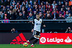 Andreas Pereira of Valencia CF in action during the La Liga 2017-18 match between Valencia CF and Villarreal CF at Estadio de Mestalla on 23 December 2017 in Valencia, Spain. Photo by Maria Jose Segovia Carmona / Power Sport Images
